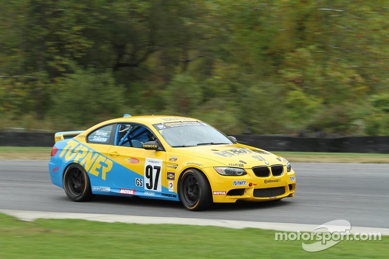 #97 Turner Motorsport BMW M# Coupe: Don Salam, Will Turner