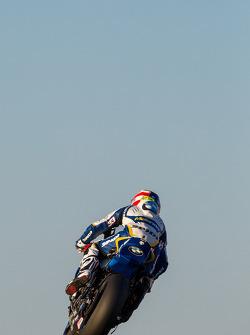 Марко Меландри. Лагуна-Сека, пятничная квалификация 2.