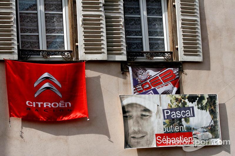 Een bericht voor Sébastien Loeb