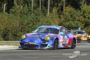 #66 TRG Porsche 911 GT3 Cup: Ben Keating, Damien Faulkner