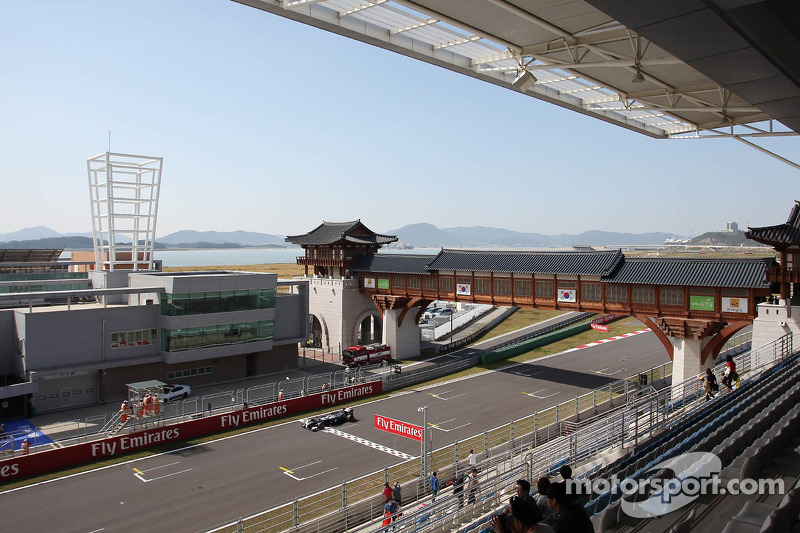 Korea International Circuit - Zuid Korea