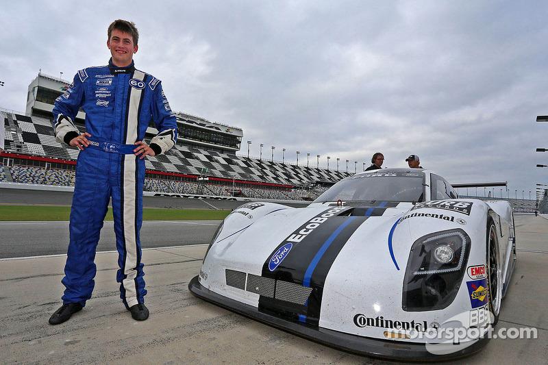 Colin Braun rijdt de Ford EcoBoost V6