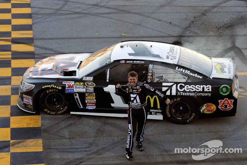 Letzter NASCAR-Sieg bei einem Punkterennen