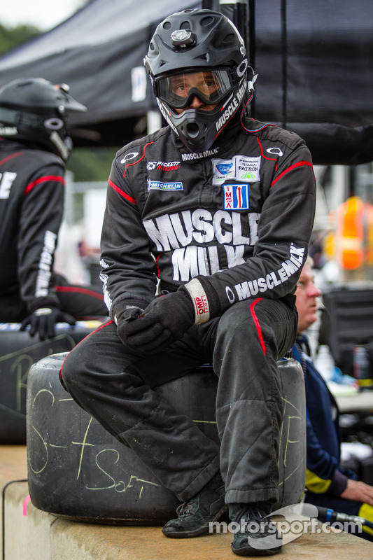 Muscle Milk Pickett Racing membro da equipe