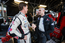 Scott Tucker and Marino Franchitti