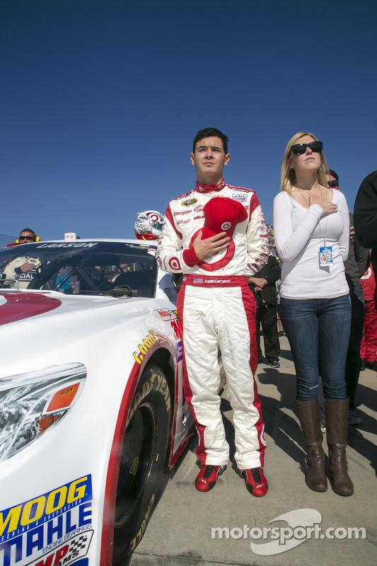 Kyle Larson, Earnhardt-Ganassi Chevrolet