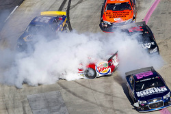 Trouble for David Reutimann, BK Racing Toyota