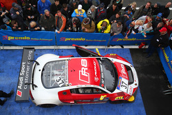 Vencedores no geral: Chris Mamerow, Marc Basseng, Laurens Vanthoor, Phoenix Racing, Audi R8 LMS ultr