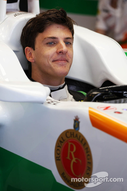 James Calado, Sahara Force India VJM06 Piloto de Teste