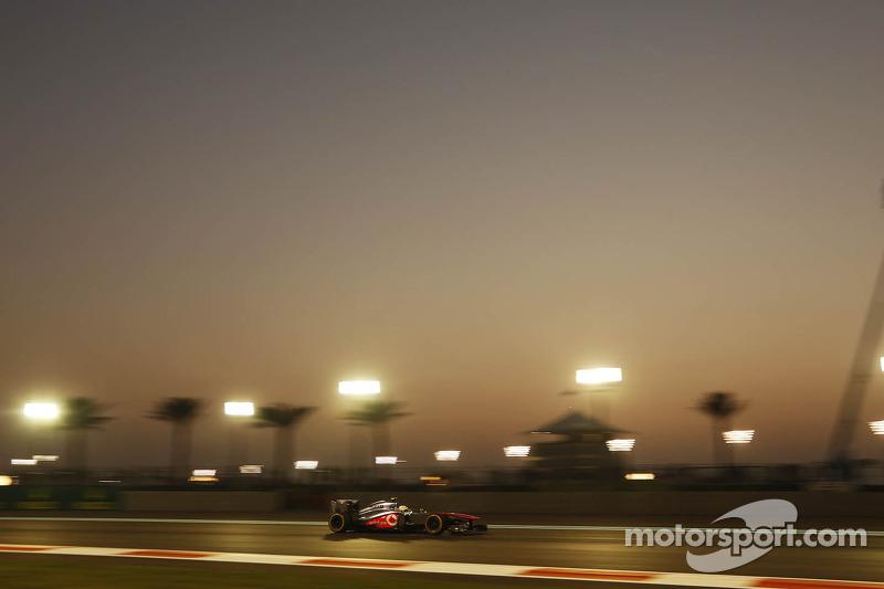 Sergio Pérez, McLaren MP4-28