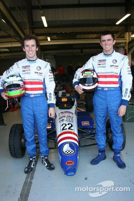 Jake Eidson e Joey Bickers