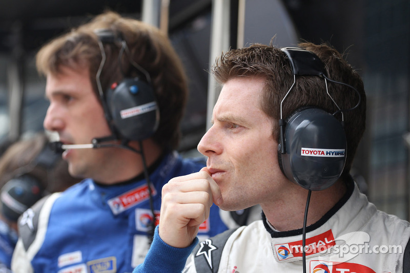 Anthony Davidson en David Floury