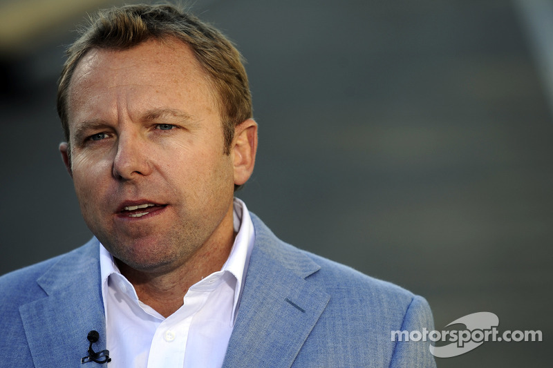 leigh diffey nbc sports at united states gp