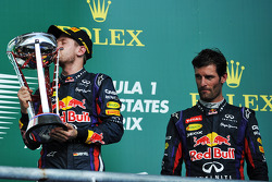 Sebastian Vettel et Mark Webber, Red Bull Racing