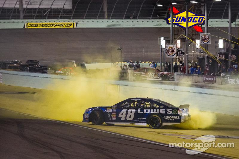 2013: Jimmie Johnson (Hendrick-Chevrolet)