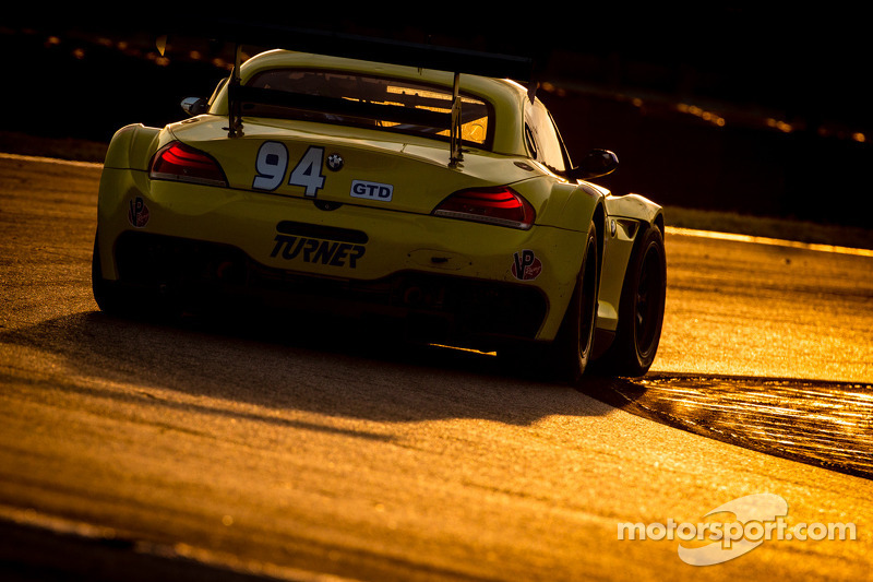 #94 Turner Motorsport BMW Z4 GT3: Paul Dalla Lana