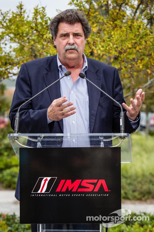 NASCAR Presidente Mike Helton