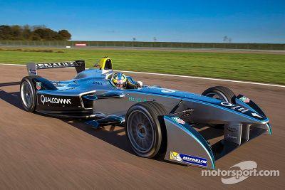 Spark-Renault shakedown