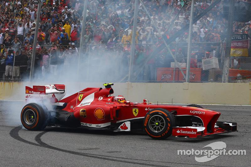 2013: Grand Prix von Brasilien