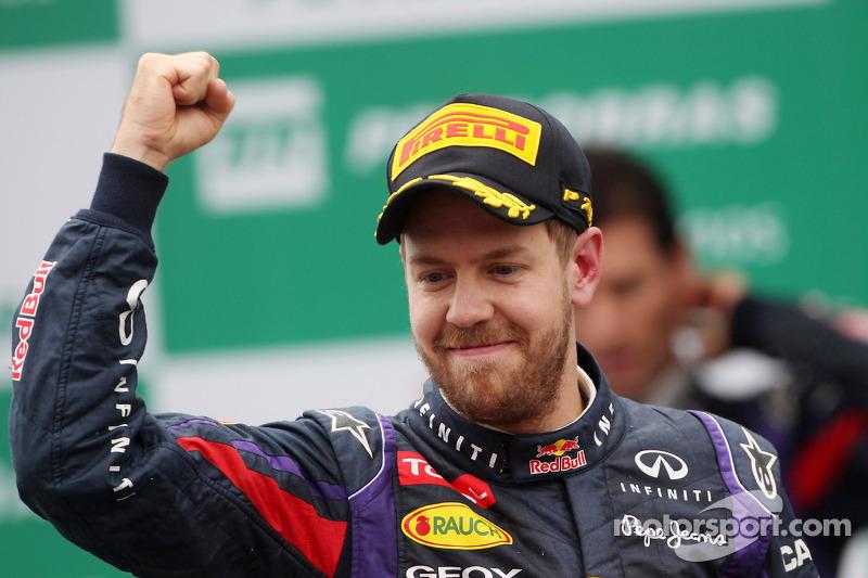 Campeón: Sebastian Vettel llegaba a la cumbre de su carrera al conquistar el tetracampeonato con Red Bull, con 13 victorias, siendo nueve consecutivas.