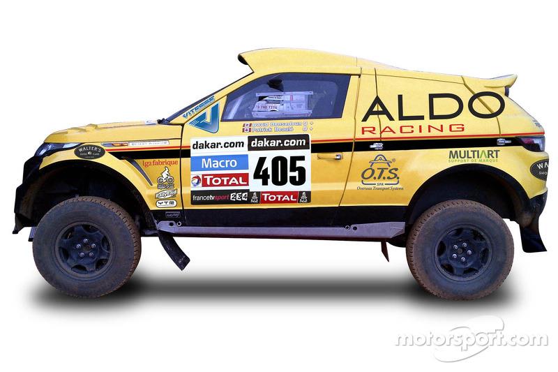 ALDO Racing Range Rover Desert Warrior 3