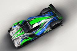 Pescarolo 02 Coupe será usado em LM P3