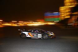 #15 Boutsen Ginion McLaren MP4-12C: Stef Dusseldorp, Alexander Sims