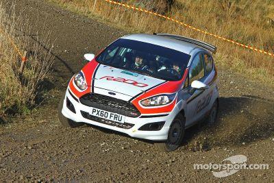 Ford M-Sport, pruebas
