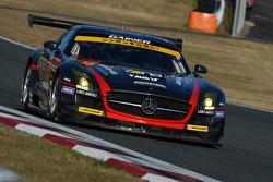 #11 Gainer Mercedes-Benz SLS AMG GT3: Bjorn Wirdheim