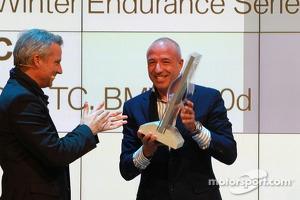Tom Coronel wins Sports Trophy