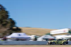 #83 Barrett Racing Porsche GT3 Cup: Rick Barrett, Ted Barrett, Andrew Davis, Bob Faieta, Craig Stanton