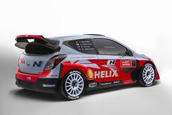 El Hyundai i20 WRC