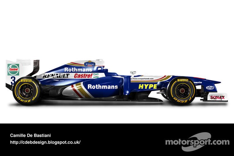Williams FW19 - 1997