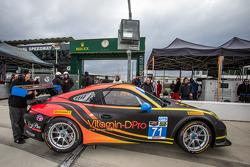 #71 Park Place Motorsports Porsche 911 GT Amerika: Jim Norman, Craig Stanton, Norbert Siedler
