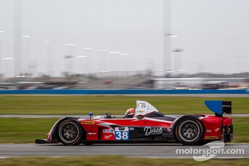 #38 Performance Tech Motorsports ORECA FLM09 雪佛兰: 查理·希尔斯, 琼·布朗森, 拉斐尔·马托斯