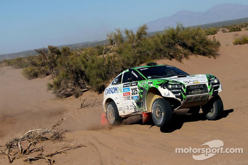 #325 Ford: Erik van Loon, Wouter Rosegaar