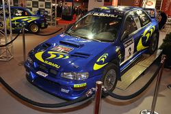 Colin McRae Subaru Impreza WRC