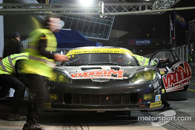 #21 V8 Racing 雪佛兰 雪佛兰克尔维特 C6-R: Danny Werkman, Rick Abresch, Alex van Hoff, Nicky Pastorelli, Wolf Nathan