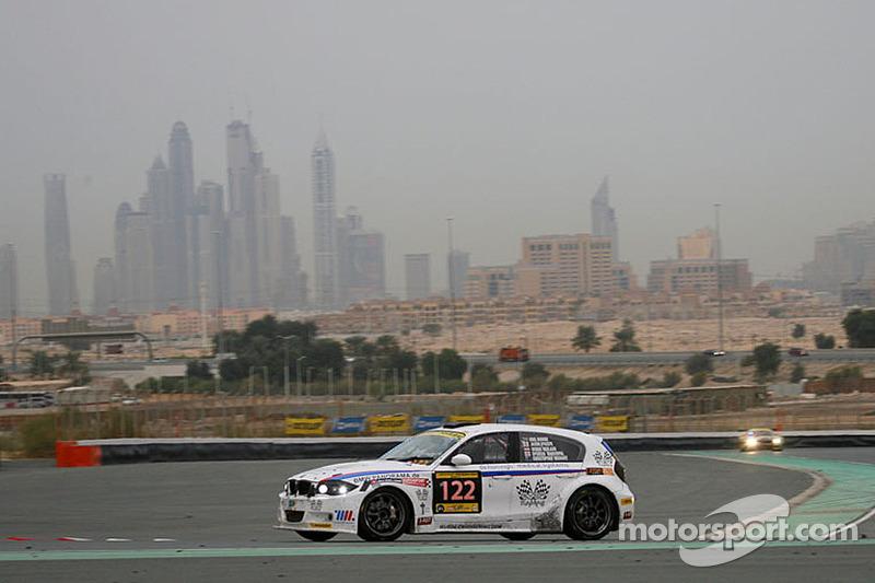 #122 SVDP Racing BMW 120D: Kris Budnik, Spencer Vanderpal, Jason O'Keefe, Wubbe Herlaar, Chris Wisha