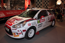 Citreon Rally car
