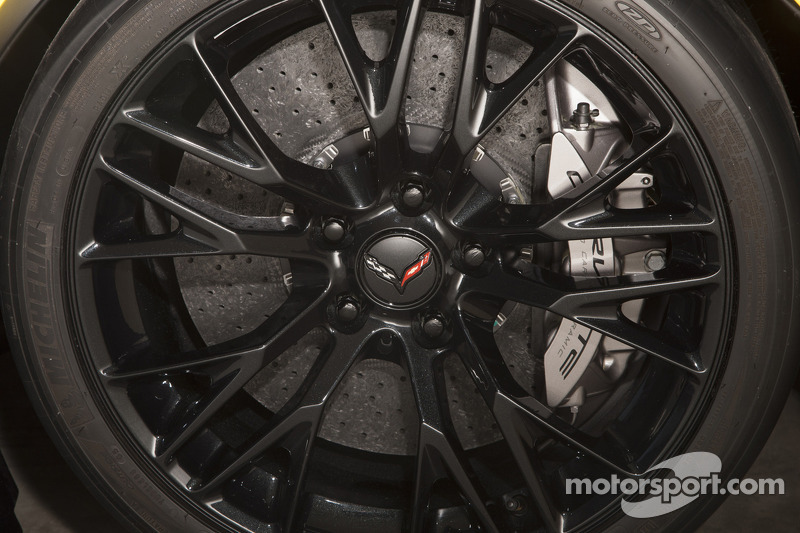 La nuova 2015 Corvette Z06