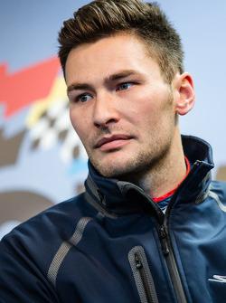 SRT Motorsports press conference: Kuno Wittmer