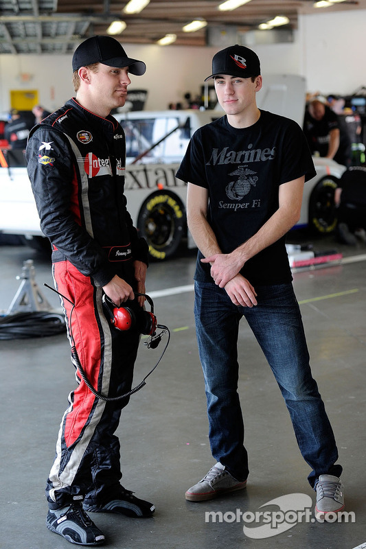 Jimmy Weller III e Ryan Blaney