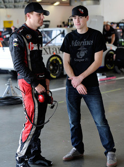 Jimmy Weller III and Ryan Blaney