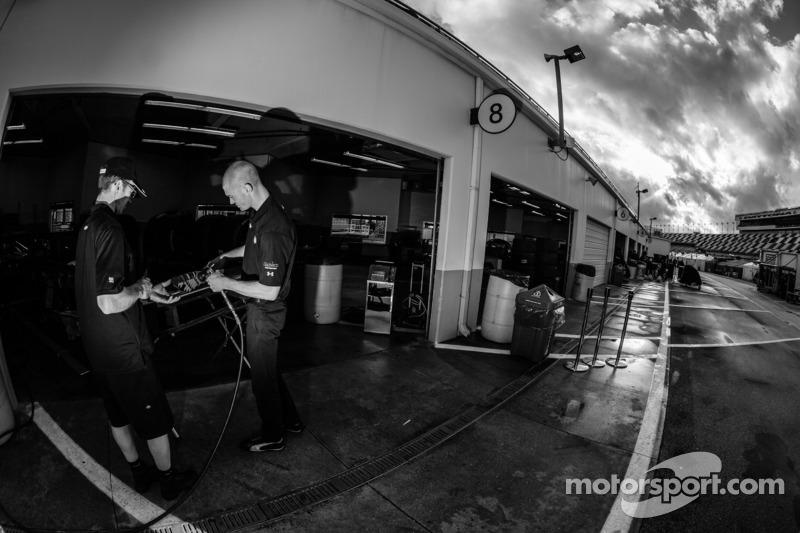 Garaj ambiyansı