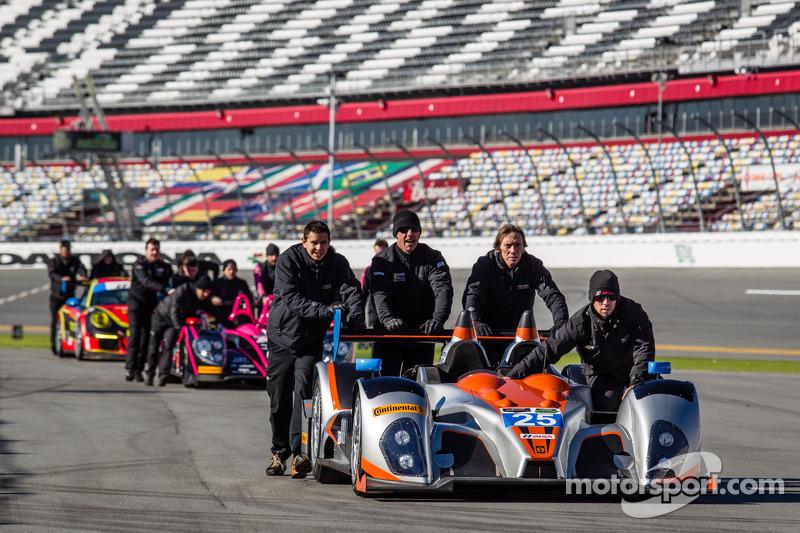 #25 8Star Motorsports ORECA FLM09 雪佛兰