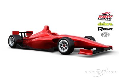 La nouvelle Dallara IndyLights