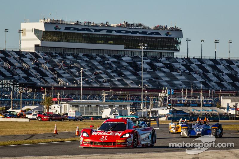 #31 Marsh Racing Corvette DP Chevrolet: Eric Curran, Boris Said, Bradley Smith, Max Papis