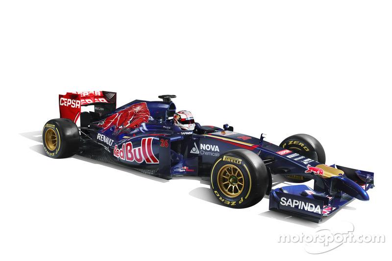 La Toro Rosso STR9