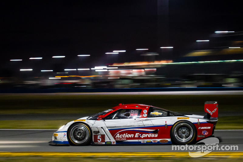 2014: #5 Action Express Racing, Coyote-Corvette